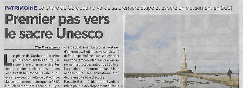 « 20 minutes », journal gratuit de Bordeaux du 2 février